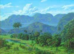 Mil Cumbres: oasis al oeste de Cuba